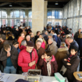 First truffle market in Castelnaudary, Pays Cathare, Aude. 10 kgs of truffles from The Pays Cathare have been sold in less than 30 minutes in Castelnaudary on february 17, 2019. Photo by JMP/ABACAPRESS.COM